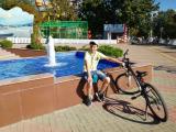 Велосипедная прогулка по набережной Геленджика
