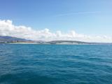 Геленджик, морская прогулка по бухте