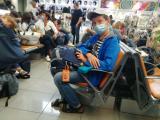 Геленджик, зал ожидания аэропорта