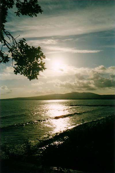 Геленджик, морской закат
