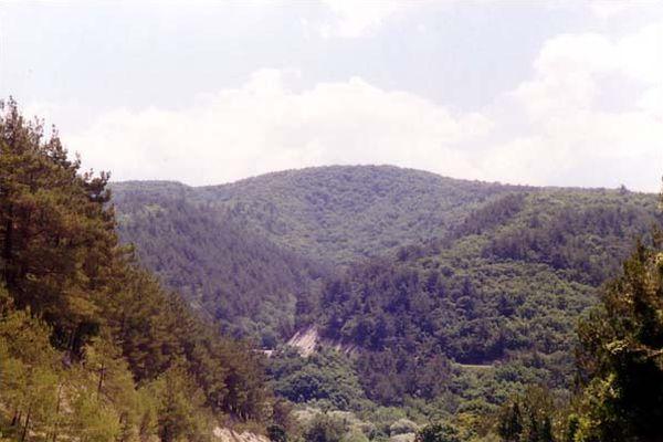 Горы Джанхота