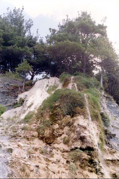 Путь к скале Парус