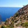 Кальпе, виды со скалы Ифач
