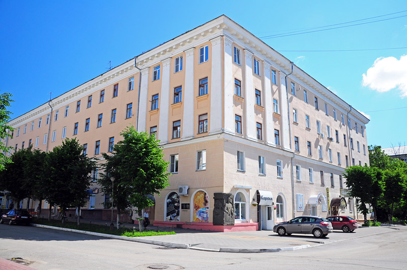 Калуга, Кирова 23а
