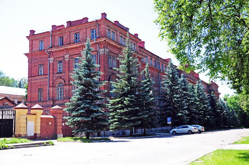 Калуга, здание КНИИТМУ