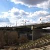 Калуга, старый мост через Оку