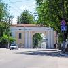 Калуга, арки на въезде в Гостинные ряды