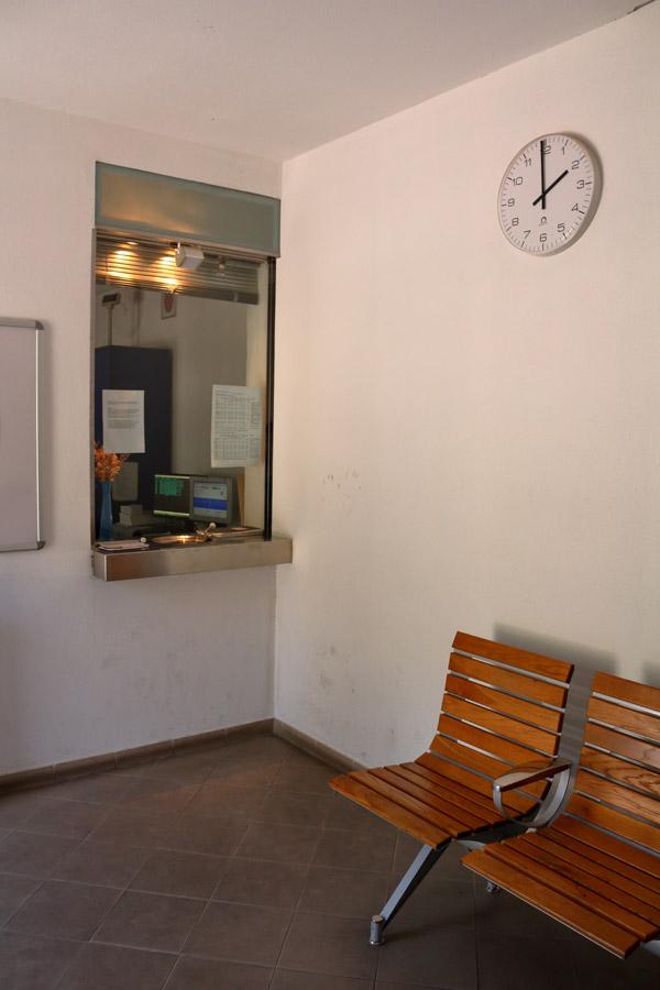 Каштел Старый, железнодорожная станция