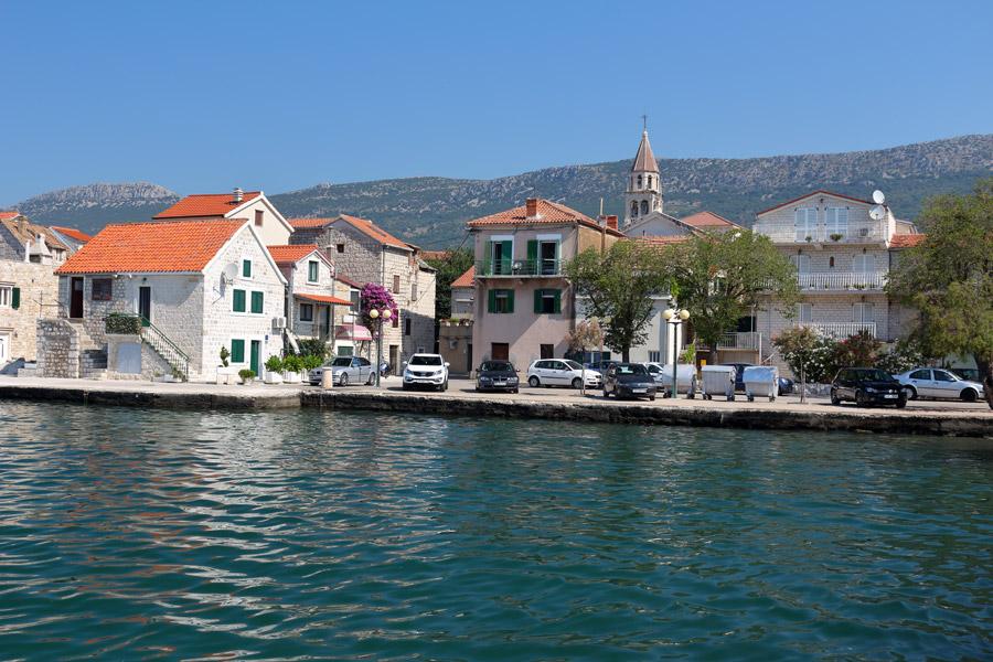Хорватия, Каштела