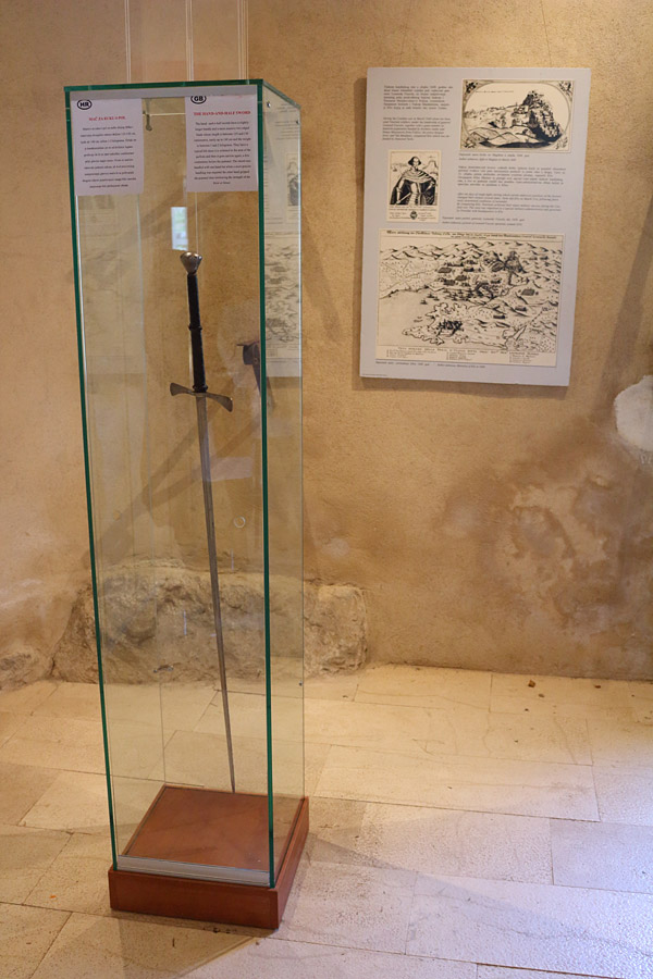 Крепость Клис: музей