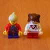 Детские фигурки Lego и Sluban