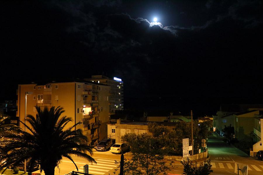 Вечерняя Макарска