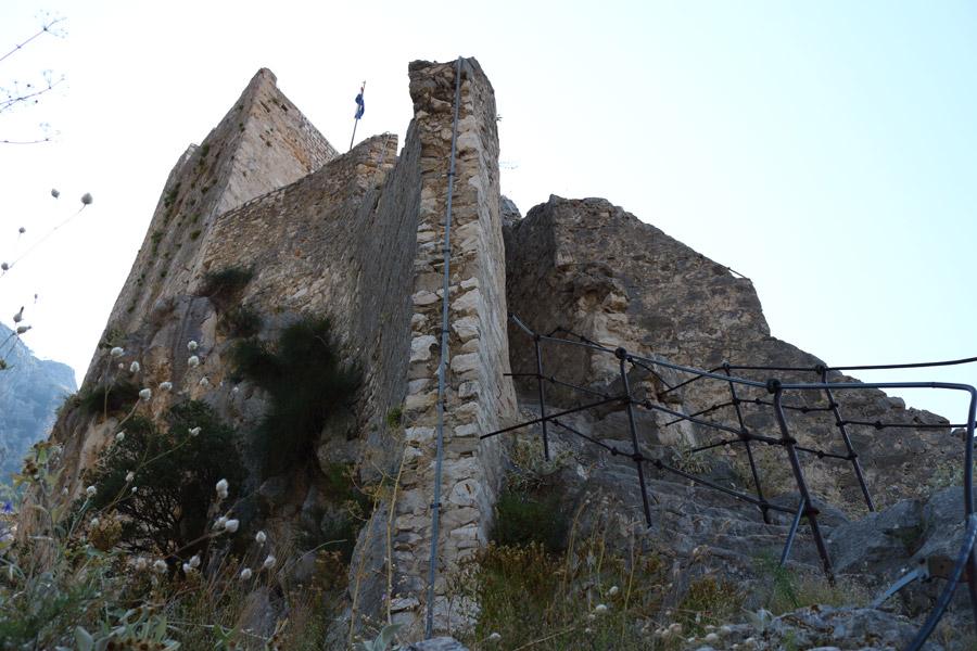 Прогулка по Омишу: пиратская крепость Мирабела
