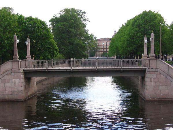 Санкт-Петербург, Фонтанка