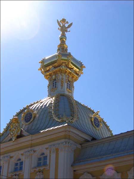 Петергоф - Большой дворец