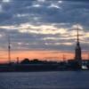 Белые ночи Петербурга - Петропавловский собор