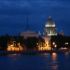 Белые ночи Петербурга - Исаакиевский собор