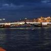 Белые ночи Петербурга - Дворцовый мост перед разведением