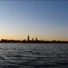 Экскурсия по каналам Петербурга - вид на Петропавловскую крепость