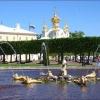 Петергоф - Верхний сад