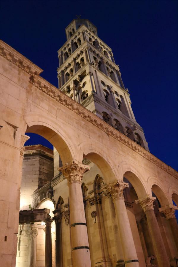 Сплит, Кафедральный собор св. Домния