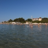 Сплит, городской песчаный пляж