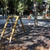 Сплит, детская площадка в районе пляжа