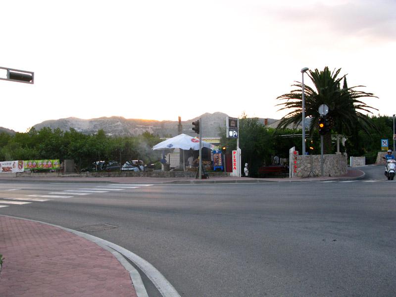 Улицы Сребрено, коноба (кафе)