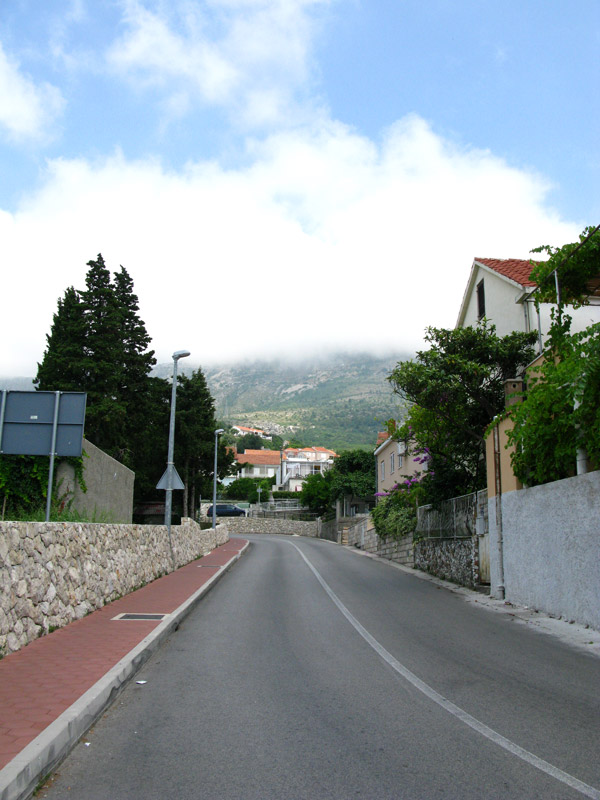 Улицы Сребрено
