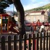 Прогулка по Дубровнику, детская площадка возле Нового порта