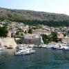 Дубровник, порт Старого города