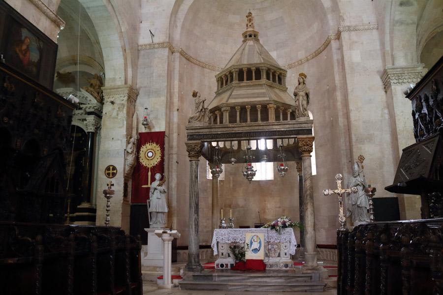 Трогир, кафедральный собор Святого Лаврентия