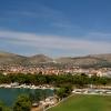 Трогир, вид на город с крепости Камерленго