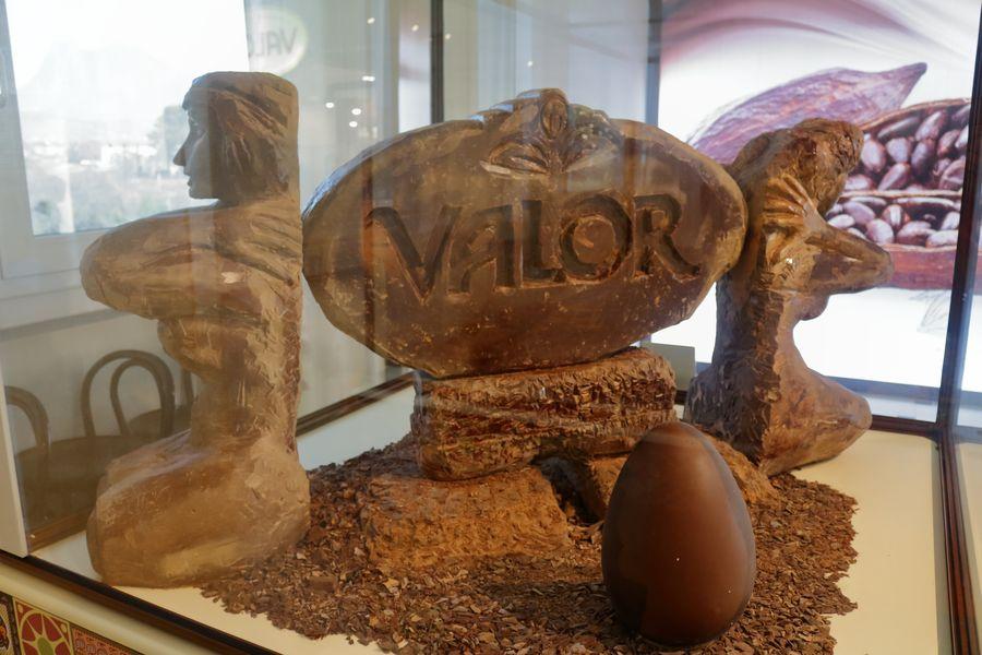 Вильяхойоса, музей шоколада