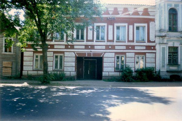Вышний Волочек, дом по улице Осташковская