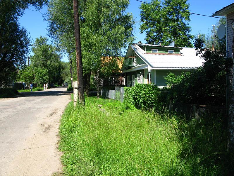 Вышний Волочек, улица Новгородская