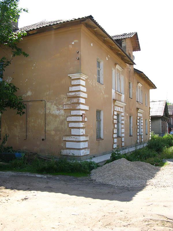 Вышний Волочек, Тургеневский переулок