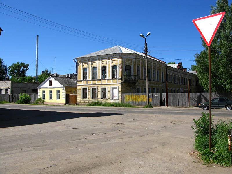 Вышний Волочек, детский садик на ул. Осташковская