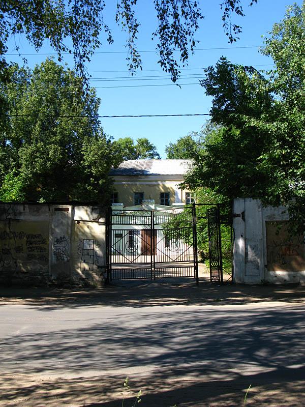 Вышний Волочек, средняя школа №6