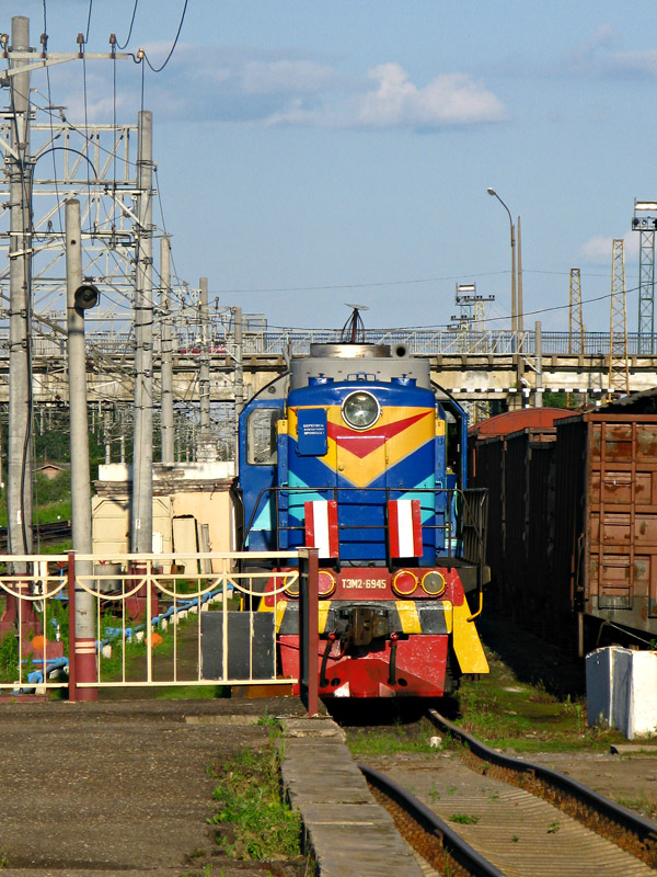 Вышний Волочек, вокзал