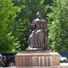 Вышний Волочек, Памятник Императрице Екатерине Великой