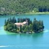 Хорватия, национальный парк Крка. Остров Висовац