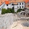 Хорватия, Дубровник, на стенах крепости Старого города