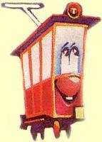 Эмблема Трамвая
