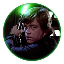 Люк Скайуокер (Luke Skywalker)