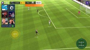 Настройки в FIFA mobile